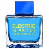Electric Blue Seduction for Men