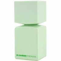 Style Pastels Tender Green